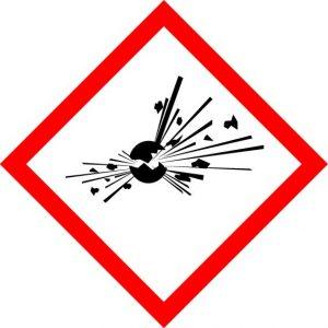EU-ExplosivgrundstoffVerordnung