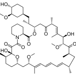 Sirolimus_Strukturformel