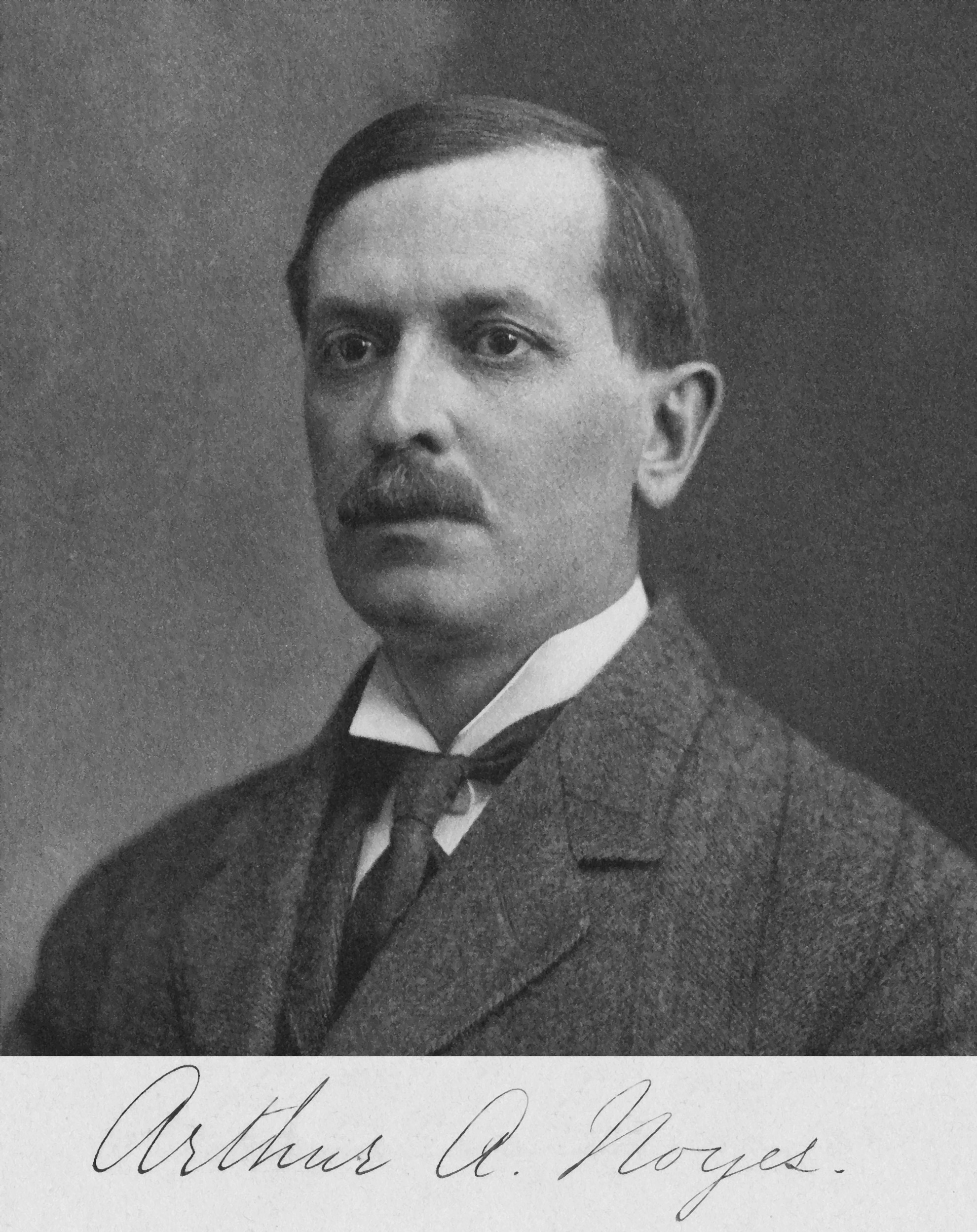 Arthur Amos Noyes