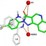benzodiazepin-pharmakophor-modell