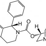 Solifenacin Strukturformel