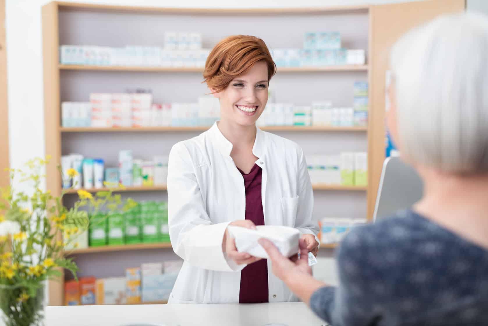 Arzneimittel ohne Rezept